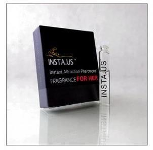 INSTA.US INSTANT ATTRACTION PHEROMONE FRAGRANCE FOR HER 2.5ML