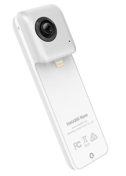 INSTA360 NANO 360 Degree Spherical Video Camera for iPhone
