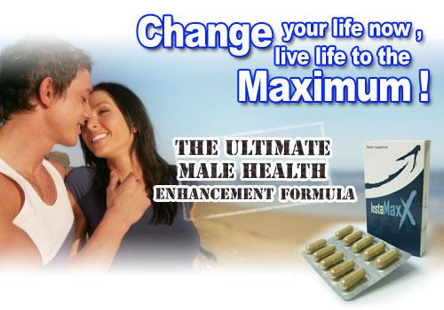 Instamaxx Capsule-Energy Health Supplement (Free Pos Laju)