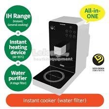 INSTANT FOOD COOKER(WITH PURIFIED WATER AND AUTO REFIL)