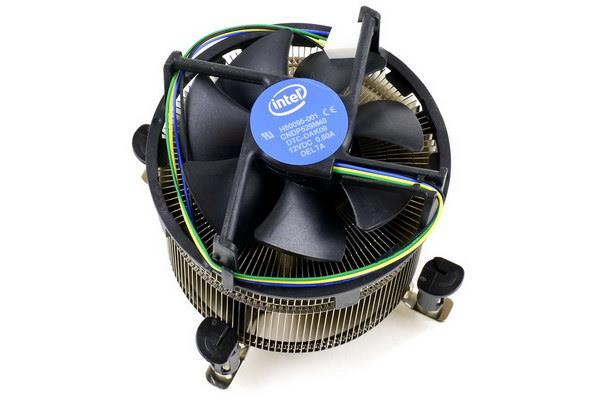 Intel Most Advance Air Cooler Active Thermal Solution TS15A LGA1151