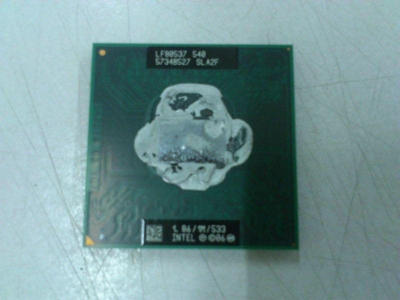 Intel Celeron 540 1.86Ghz Processor for Notebook 290713