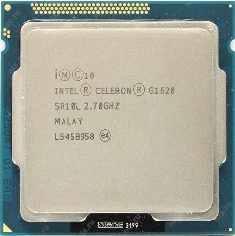 Intel Celeron G1620 Processor 2.70GHz 2M 5GT/s Socket 771