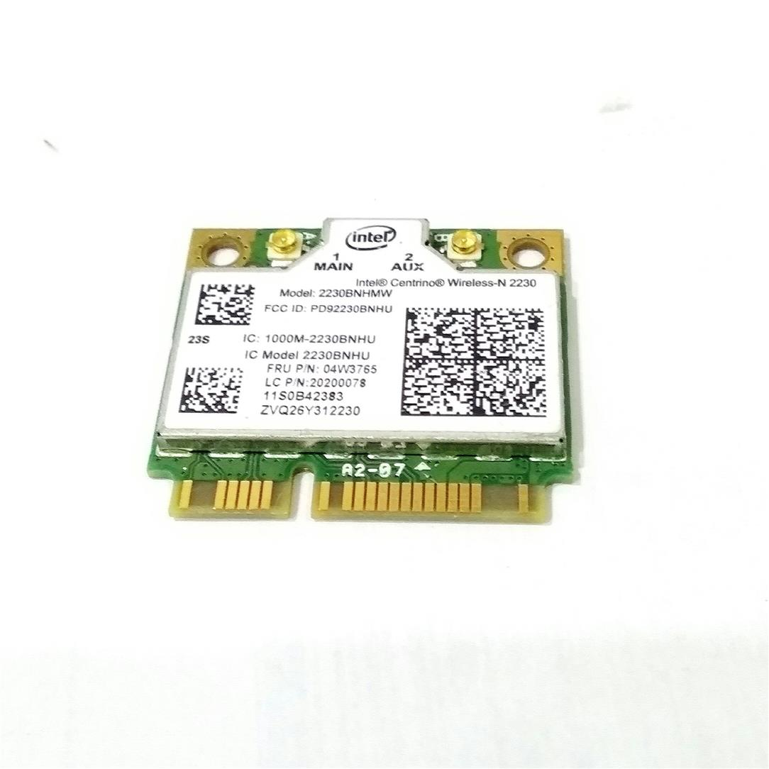 Intel Centrino Wireless-N 2230 BT+WIFI CARD 04W3765 for THINKPAD T430U