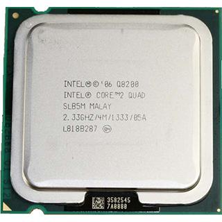 Intel Core 2 Quad Processor Q8200 2.33GHz Socket 775 LGA775 C2Q CPU