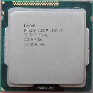 Intel Core i3-2120 Processor 3.30GHz 3M 5GTs LGA1155