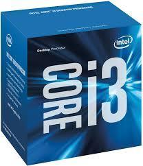 INTEL CORE I3 6100 3.7GHZ SOCKET 1151 PROCESSOR
