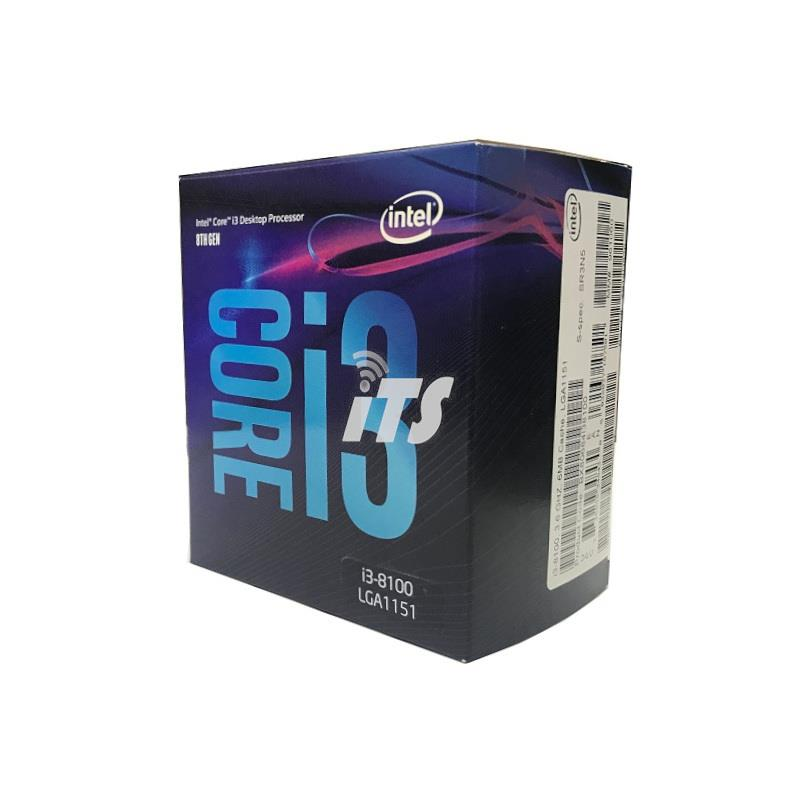 Intel Core i3-8100 8th Gen CPU + Asus PRIME H310M-D R2.0/CSM Combo Set