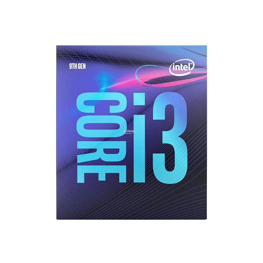 # INTEL Core i3-9100 Processor # LGA1151