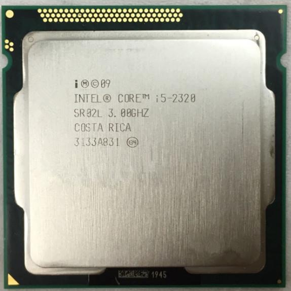 Intel Core i5 2320 Socket 1155 LGA1155 Processor CPU Quad 4 Core