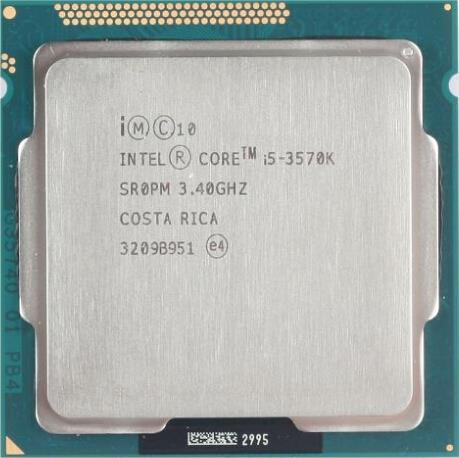 Intel Core i5 3570k Socket 1155 LGA1155 Processor CPU Quad 4 Core