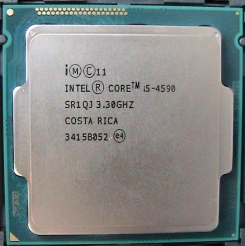 Intel Core i5 4590 Socket 1150 LGA1150 Quad 4 Core Processor CPU