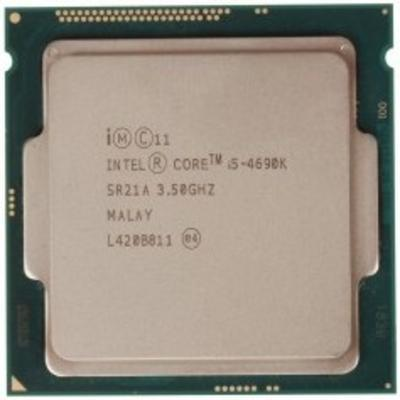 Intel Core i5 4690K Socket 1150 LGA1150 Quad 4 Core Processor CPU