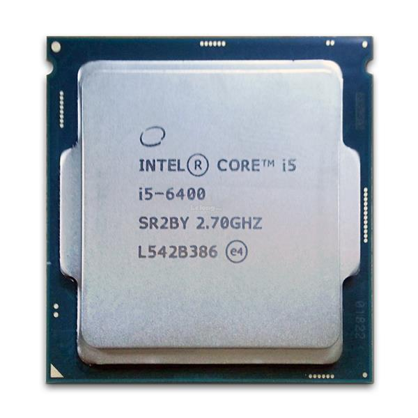 Intel Core i5 6400 6th gen LGA1151 CPU Intel Processor for PC