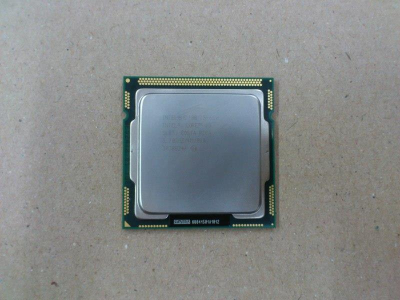 Intel Core i5-650 3.2Ghz Socket LGA1156 Processor 260216