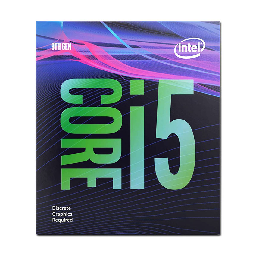 Intel Core i5-9400F Desktop Processor