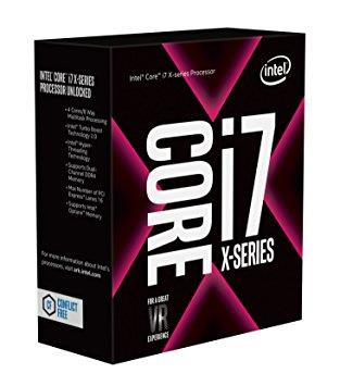 # Intel Core i7-7740X Quad-Core Kaby Lake X Processor # LGA 2066