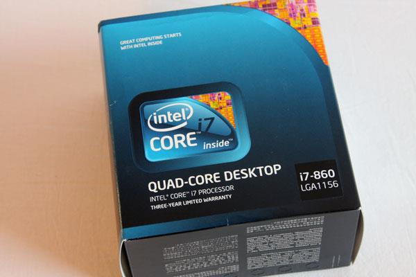 Intel Core i7-860 2.8GHz Socket 1156 Processor