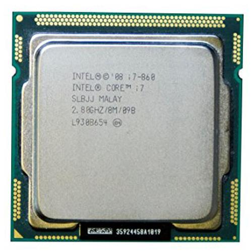 Intel Core i7 860 Socket 1156 LGA1156 Processor CPU Quad 4 Core