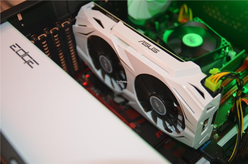 Intel Core i7 8700 / 8GB RAM / GTX 1060 / 256GB SSD (PC) GAMING