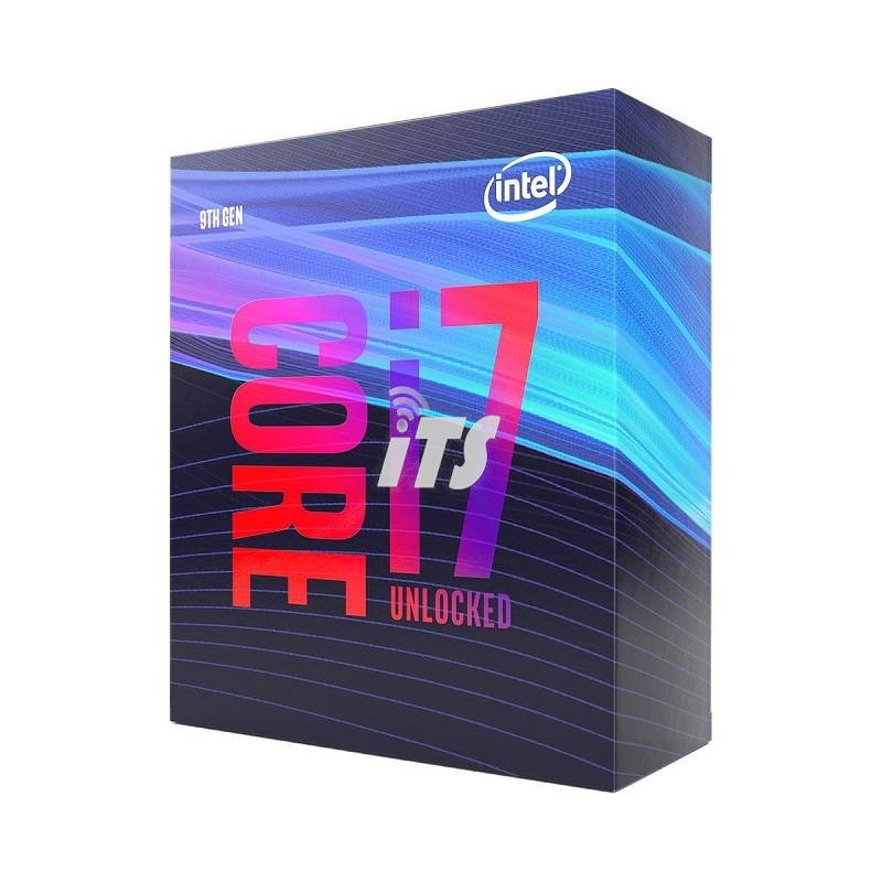 Intel Core I7-9700K Processor - Coffee Lake (12MB Cache, 3.6Ghz)