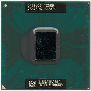 Intel CPU T2500 2.00Ghz