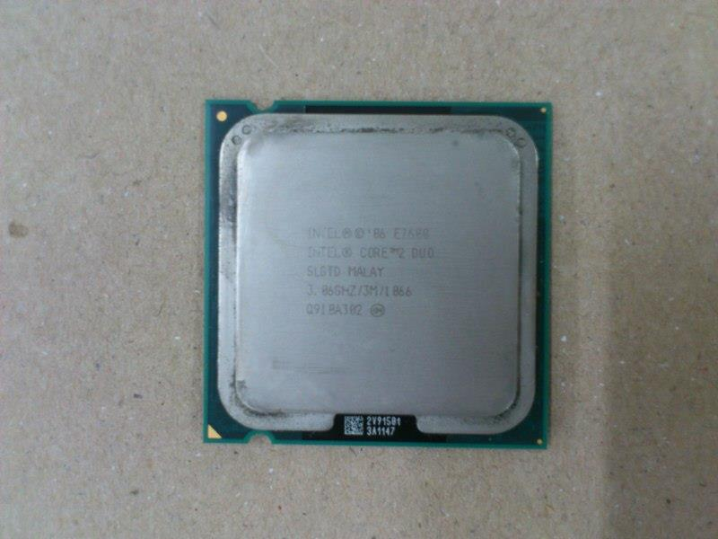 Intel E7600 3.06Ghz Core 2 Duo Socket LGA775 Processor 150314