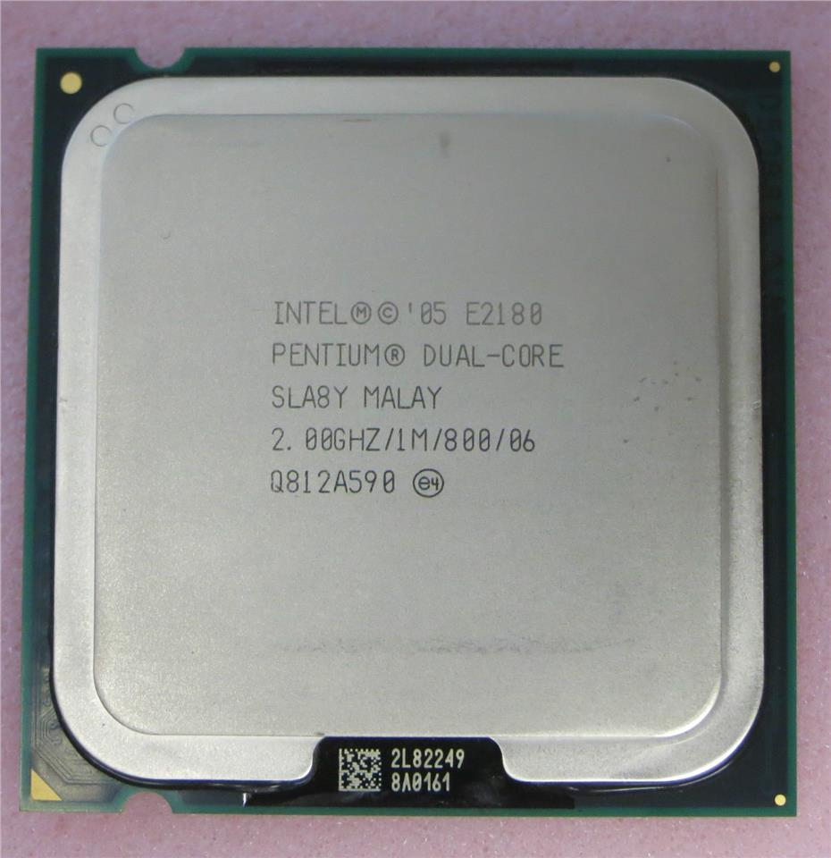 INTEL PENTIUM DUAL E2180 DRIVERS DOWNLOAD (2019)