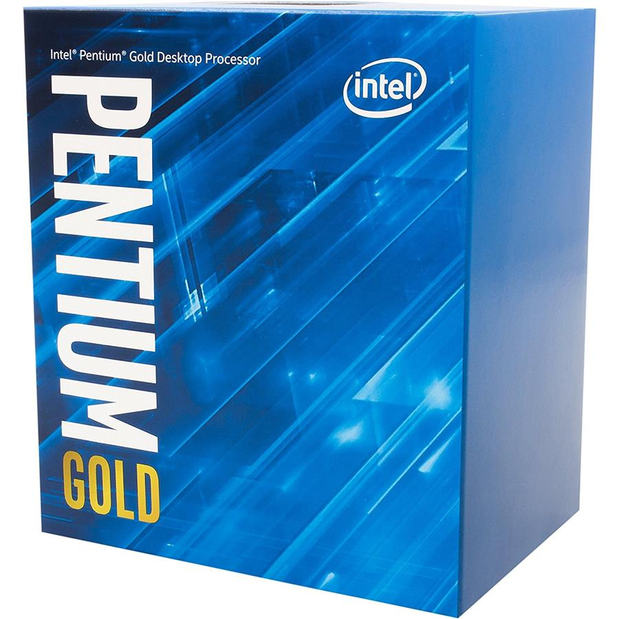 Intel Pentium Gold G5400 300 Series Processor 2 Core 3.7GHz LGA1151