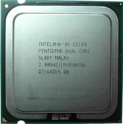 DRIVERS: INTEL PENTIUM R DUAL CPU E2180