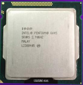 Intel Pentium Processor G645 Socket 1155 LGA1155 2 Core CPU