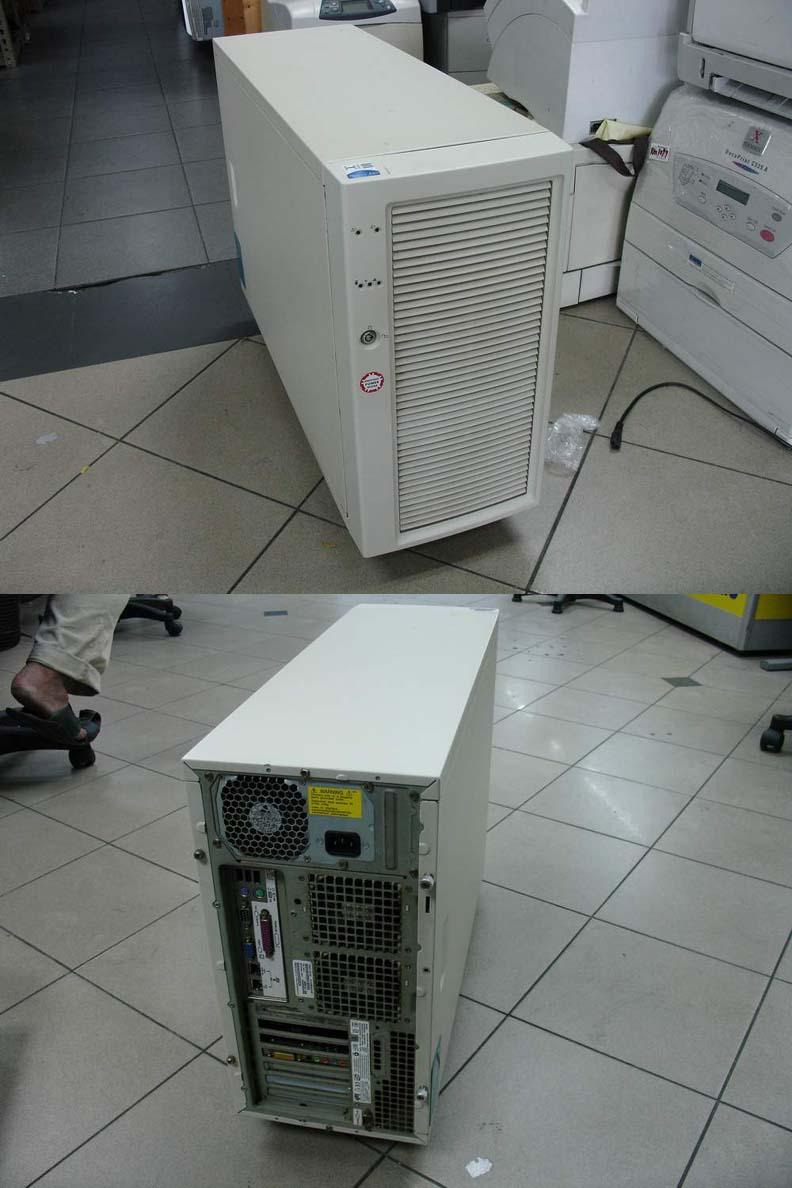 INTEL SERVER  TOWER WITH  WINDOW 2000 SERVER /NT LICENSE