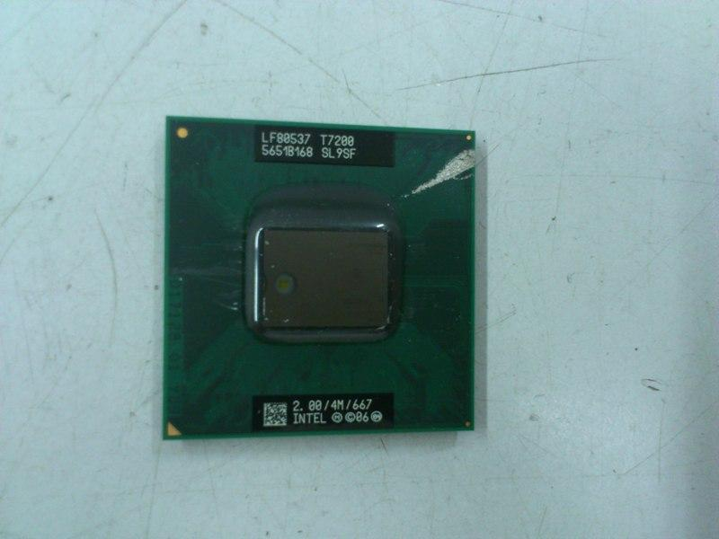 Intel T7200 2.0Ghz Core 2 Duo Processor for Notebook 220613