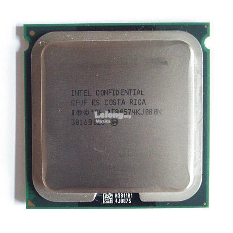 Intel Xeon E5450 3 0 GHz 80W Quad Core - Socket 775 Mainboard