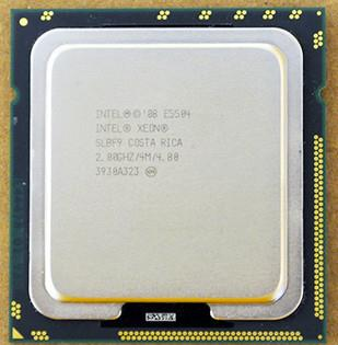 Intel Xeon E5504 Processor 4core 2.00GHz 4.8M 8GT/s socket 1366 CPU