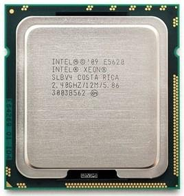 Intel Xeon E5620 Processor 4Cores 2.4GHz 12MB 5.86GT/s s1366s