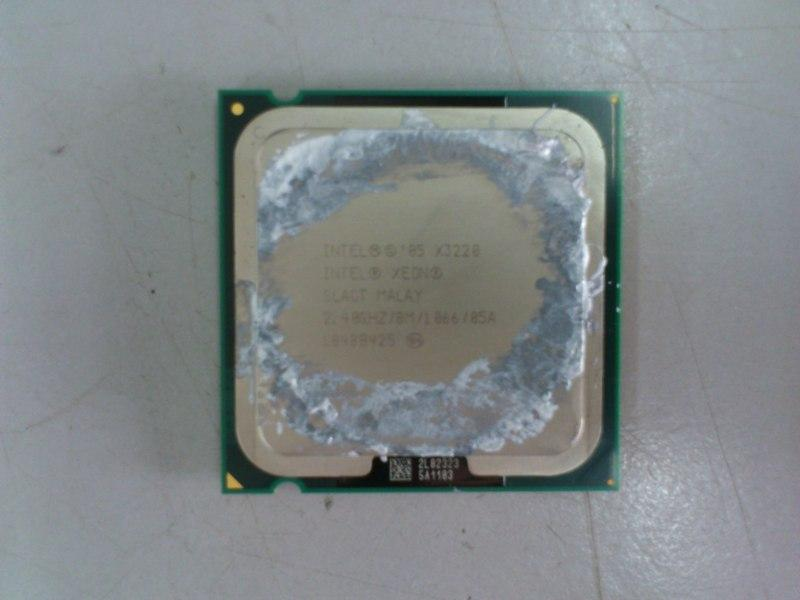 Intel XEON X3220 2.4Ghz Quad Core Socket 775 Processor 260813