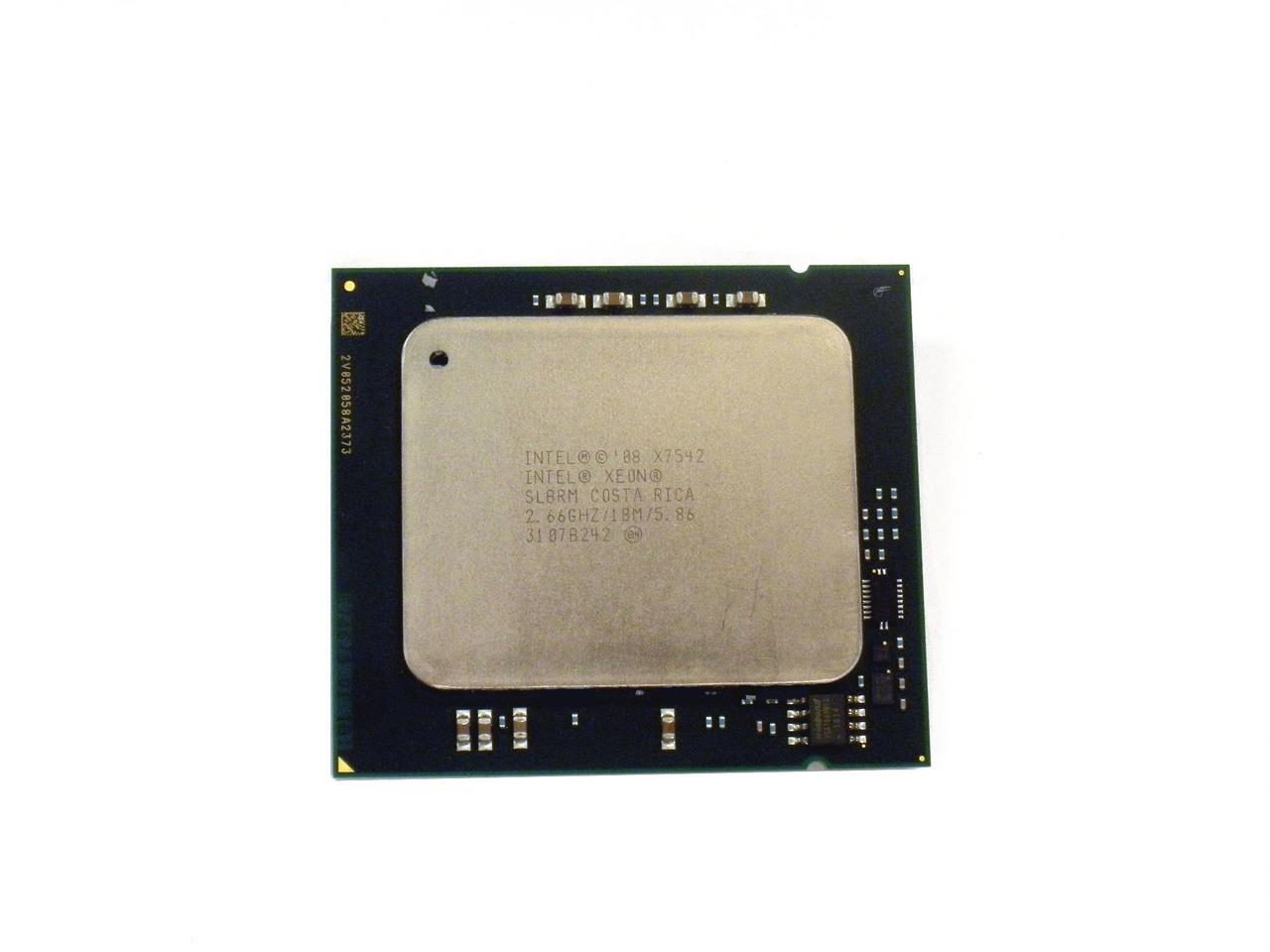 Intel Xeon X7542 Processor 6Cores 2.67GHz 18MB 5.86GT/s s1567 CPU