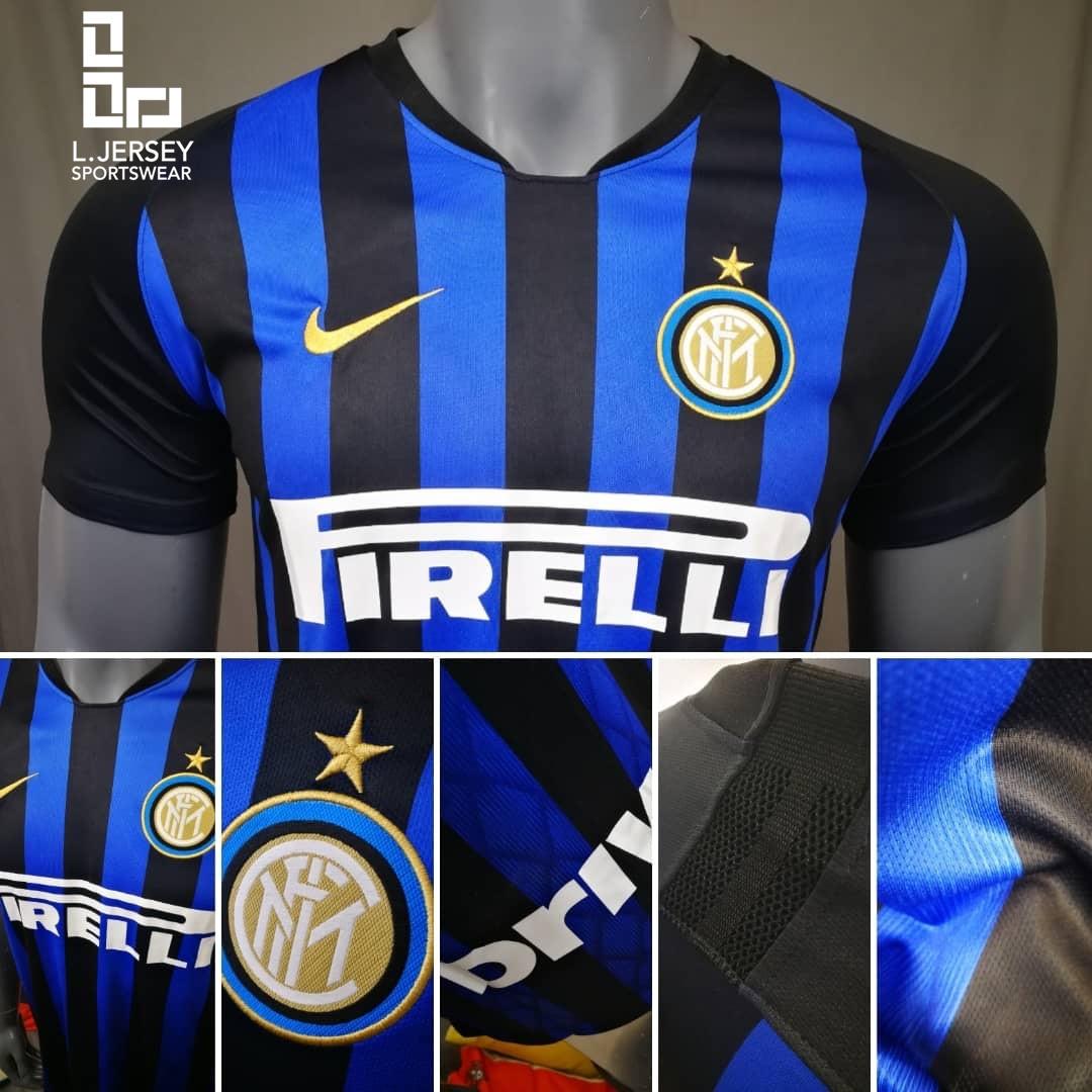 Inter Milan Men Home 2018 19 Fans Je (end 4 6 2021 12 00 AM) 329ff0324
