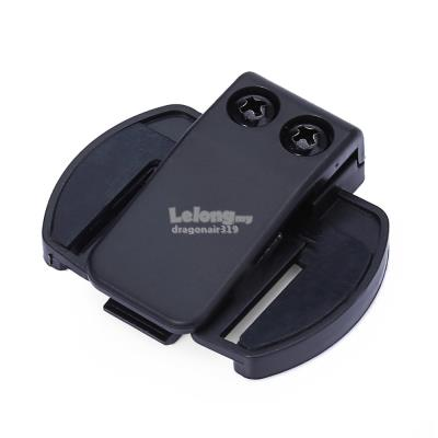 Intercom Accessory V6 Clip Holder for Motorcycle Bluetooth Helmet Inte