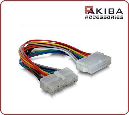Internal 20p M to Female 20pin ATX Power Extension Cable
