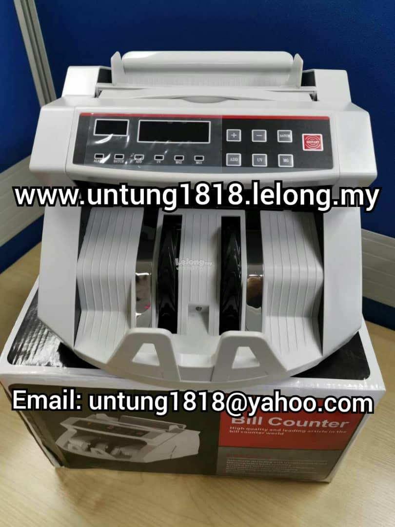 INTERNATIONAL BILL COUNTER COUNTING MACHINE