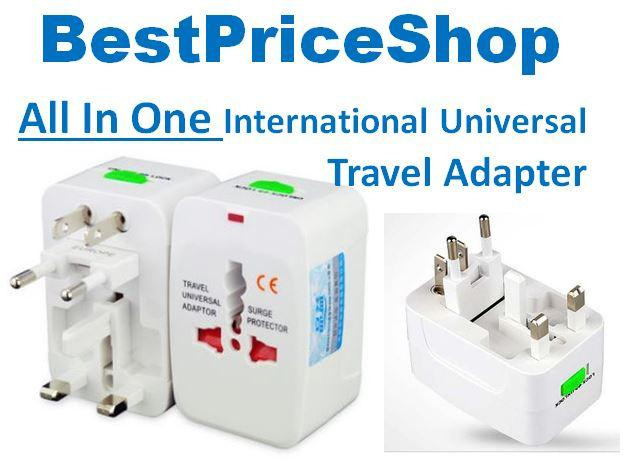 International Travel Adapter Best Buy