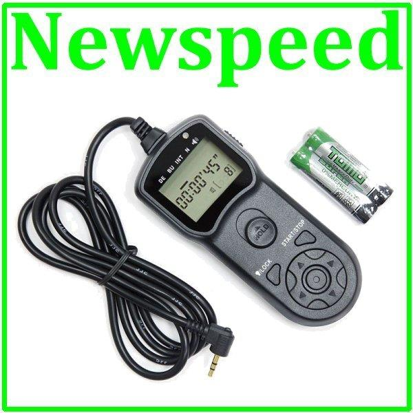 intervalometer Timer Remote Control Shutter for Olympus Digital Camera