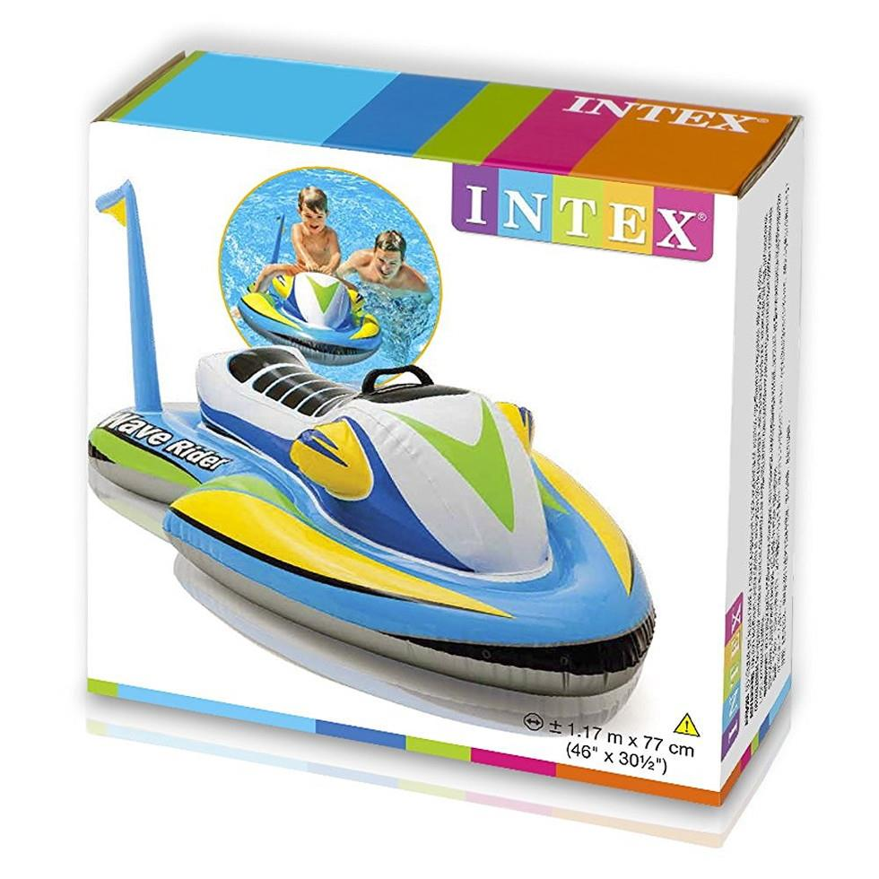 INTEX 57520 Inflatable Scooter Wave Rider