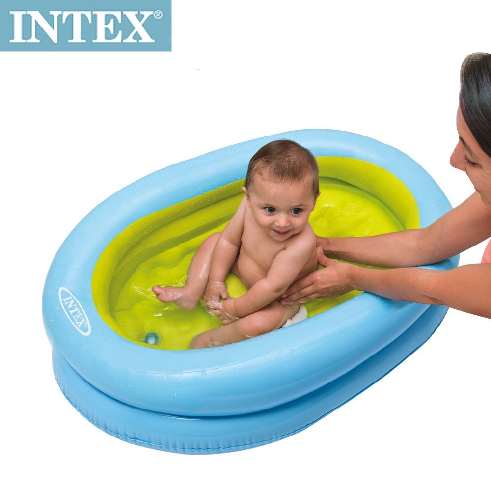 INTEX BABY BATH TUB SET WITH AIR P (end 12/25/2019 11:09 AM)
