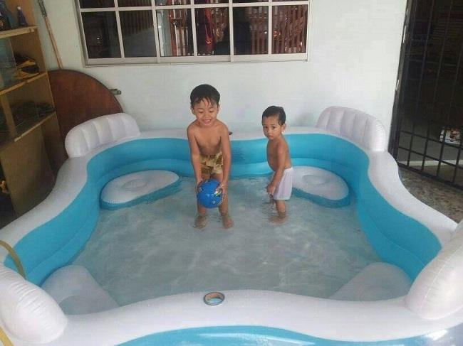 Intex Family Lounge Pool Free Pump End 2 28 2017 6 15 Pm
