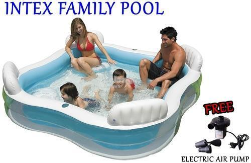 INTEX FAMILY POOL