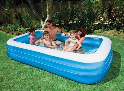 Intex Inflatable Swimming Pool 10ft End 8 15 2019 2 15 Pm