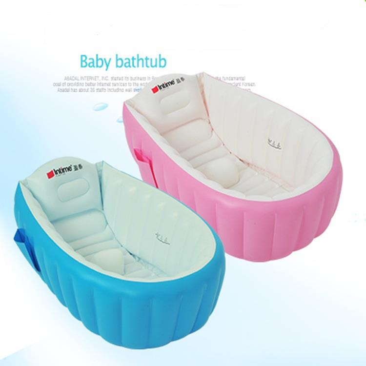 Intime Inflatable Baby Bath Tub YT-2 (end 1/19/2019 5:15 PM)